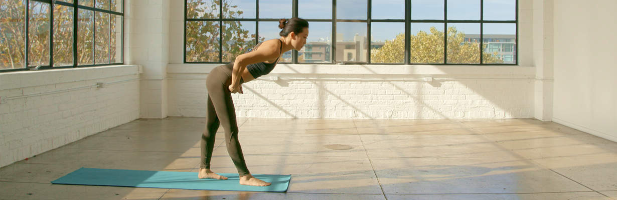 "TuringSense/Pivot Yoga ""Molly"" Clip"